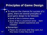 principles of game design2
