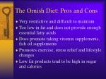 the ornish diet pros and cons22