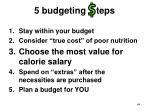 5 budgeting teps44