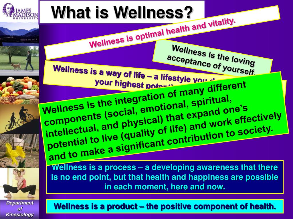 What is Wellness?
