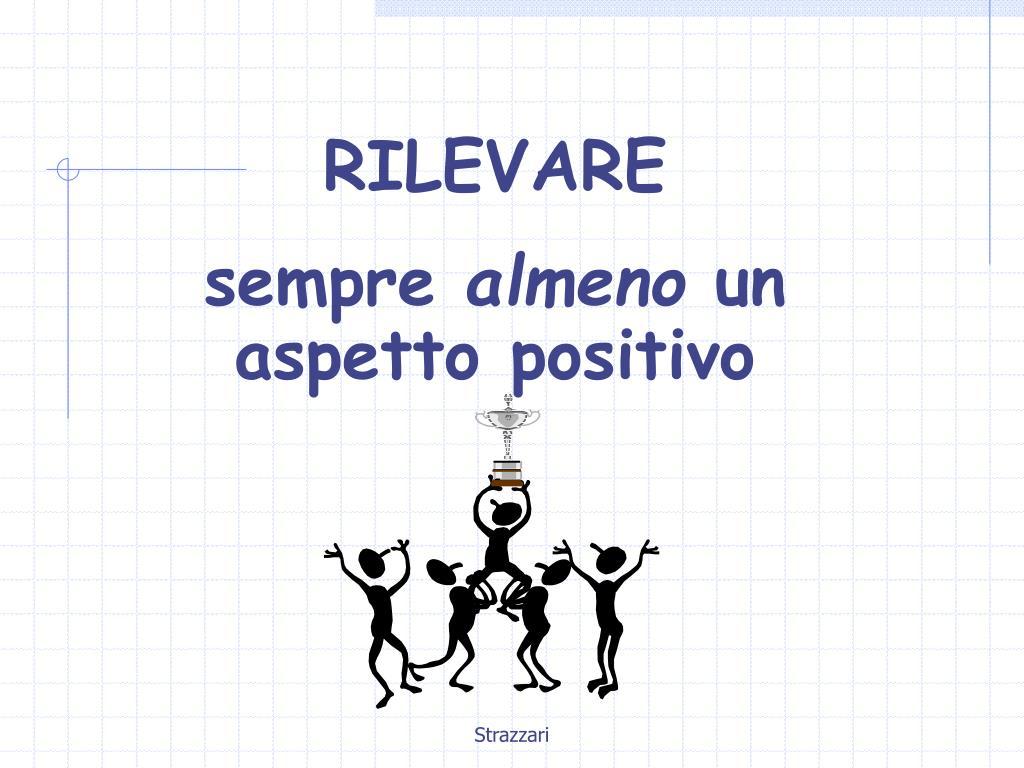 RILEVARE