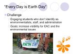 every day is earth day14