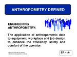 anthropometry defined19