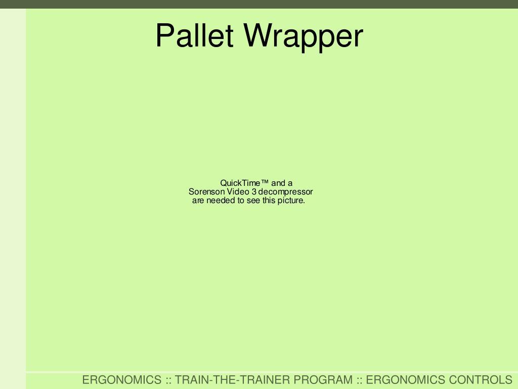 Pallet Wrapper