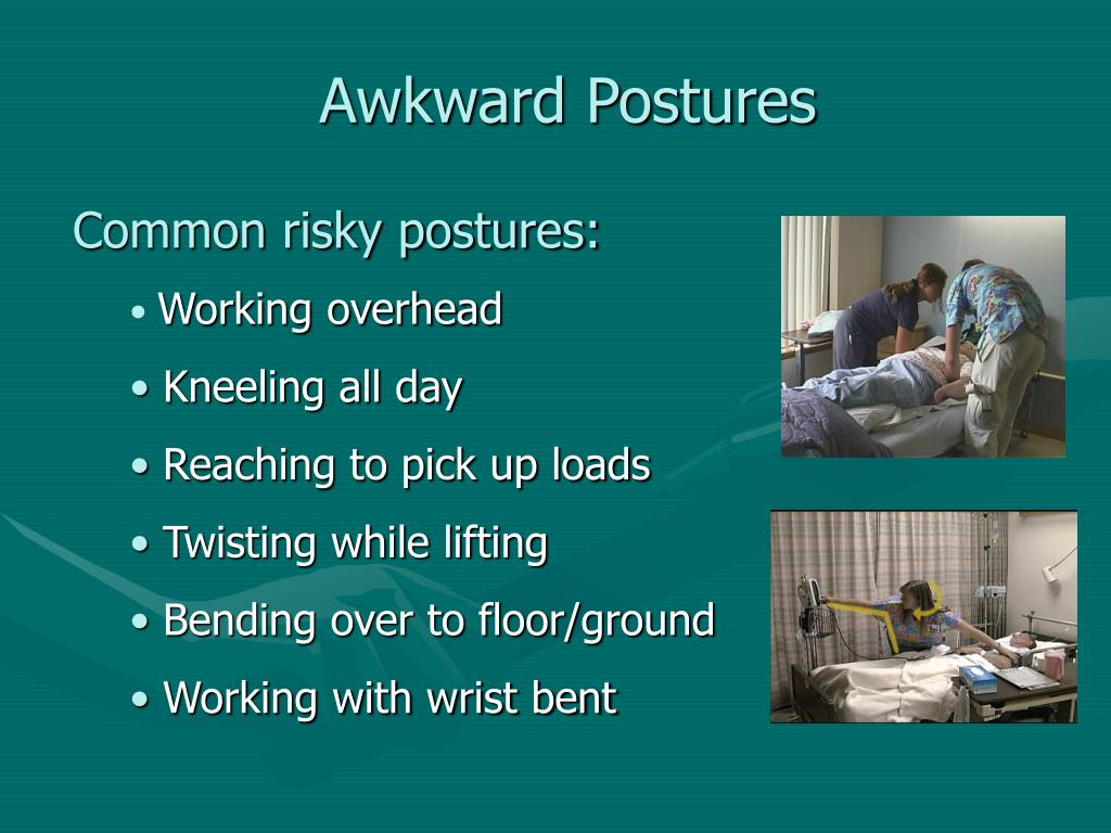 Awkward Postures