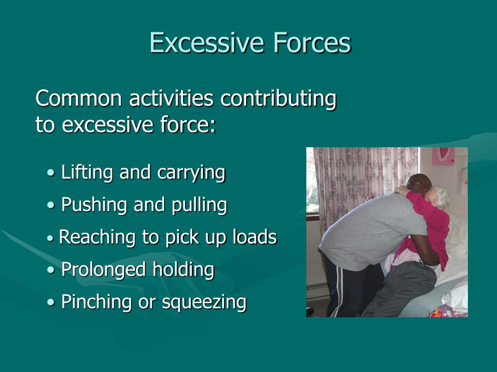 Excessive Forces