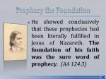 prophecy the foundation17