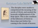 scripture luke 24 13 35