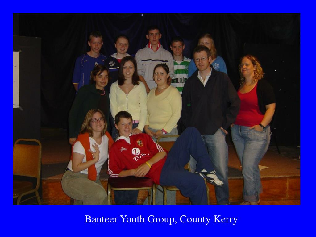 Banteer Youth Group, County Kerry