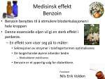 medisinsk effekt benzoin7