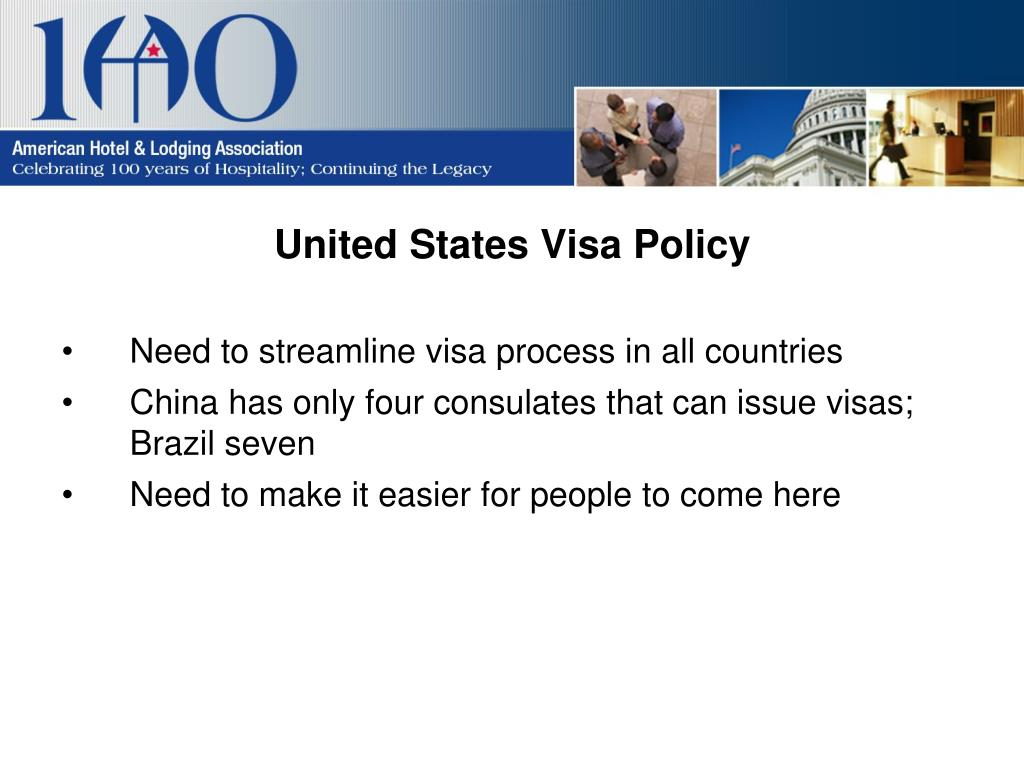 United States Visa Policy