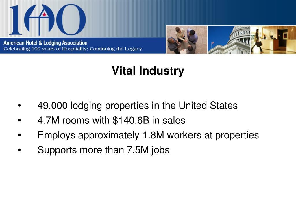 Vital Industry