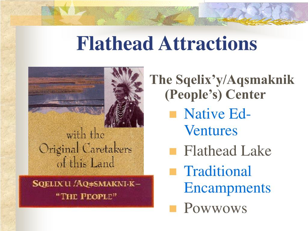 Flathead Attractions
