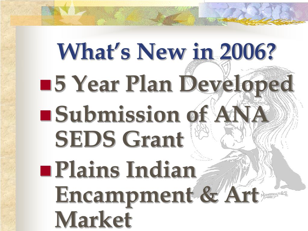 What's New in 2006?