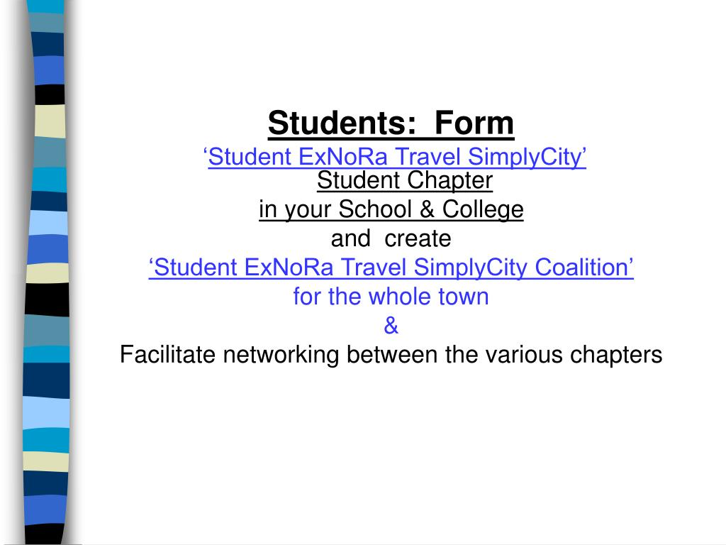 Students:  Form