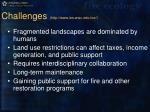 challenges http www ies wisc edu cre