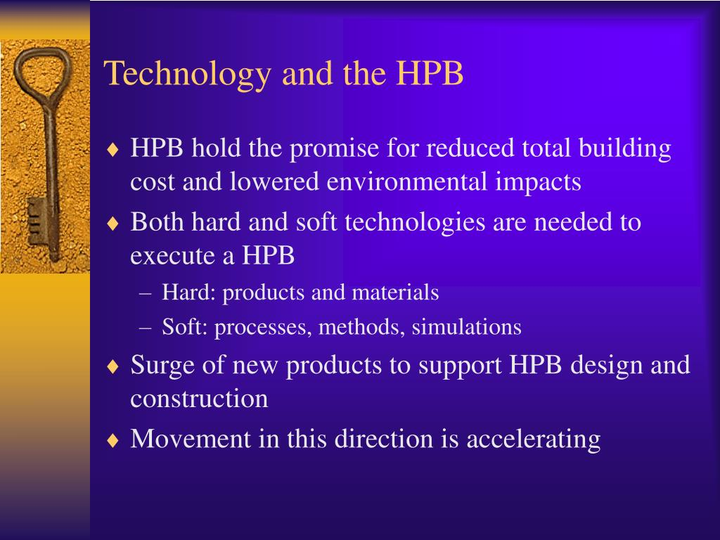 Technology and the HPB