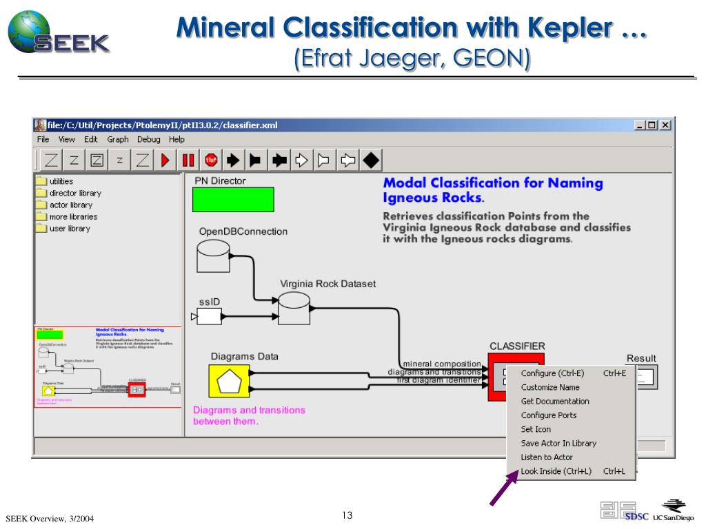 Mineral Classification with Kepler …
