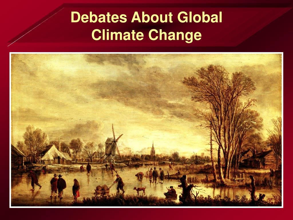 Debates About Global