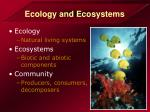 ecology and ecosystems4