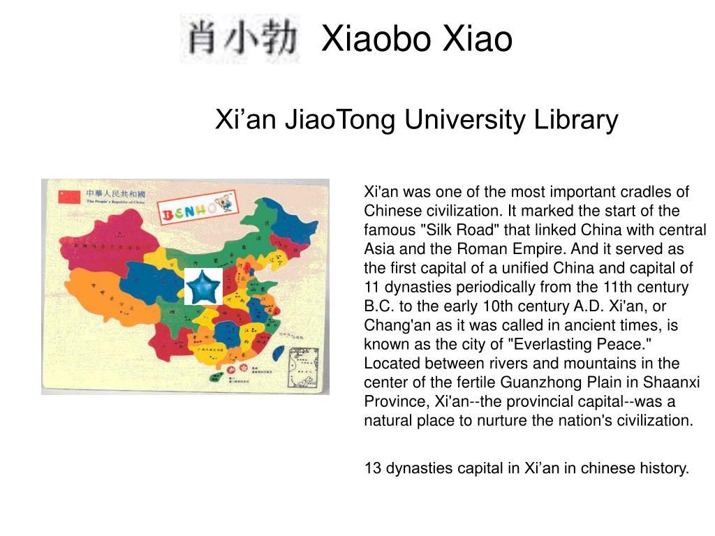 Xiaobo Xiao