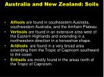 australia and new zealand soils