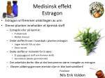 medisinsk effekt estragon