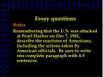 essay questions4