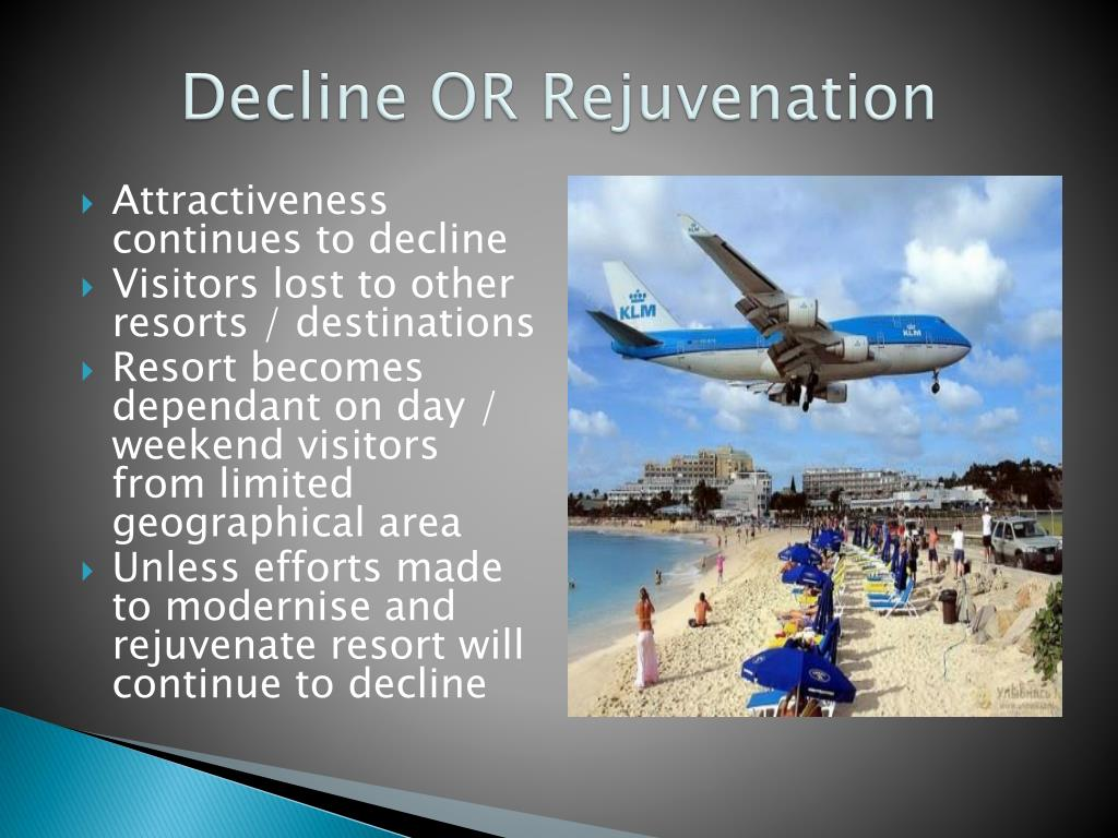 Decline OR Rejuvenation