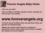 forever angels baby home13