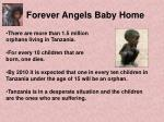 forever angels baby home8