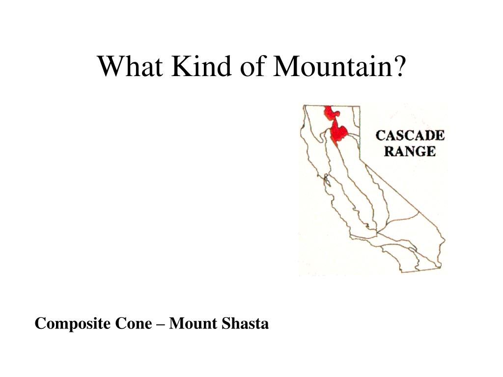 What Kind of Mountain?
