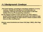 1 1 background cowboys