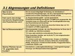 3 1 abgrenzungen und definitionen
