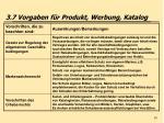 3 7 vorgaben f r produkt werbung katalog81