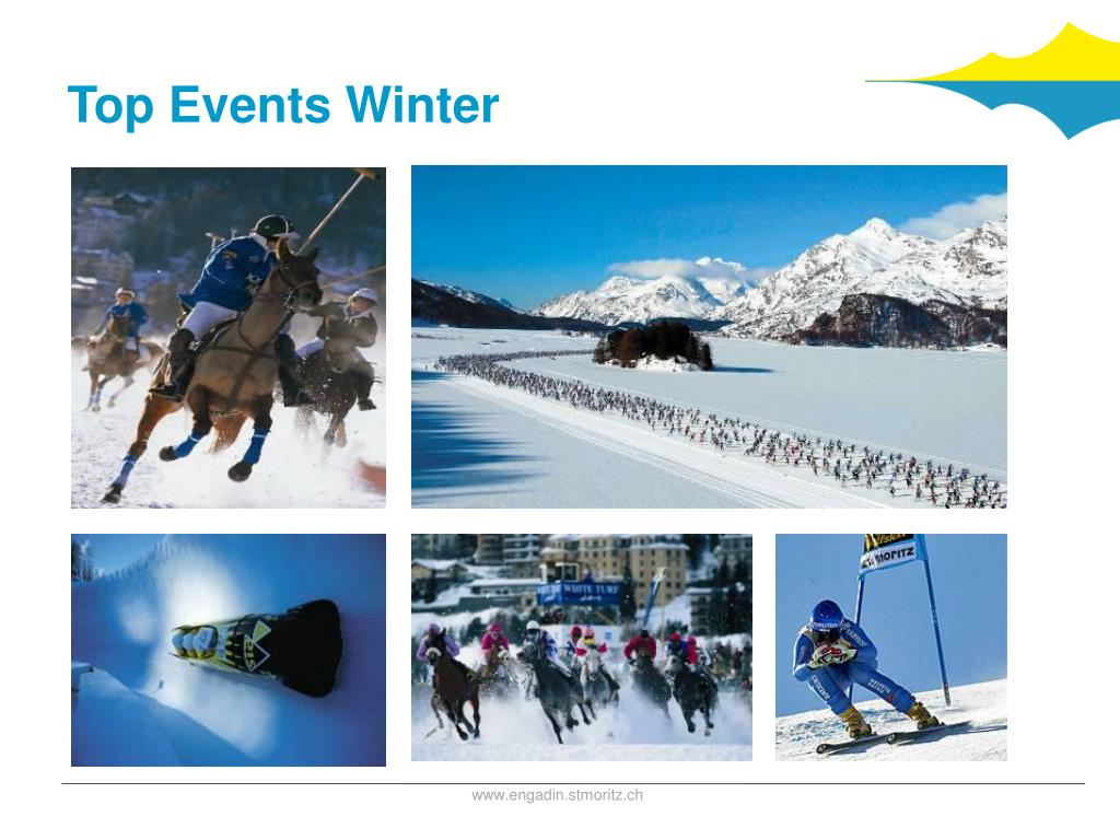 Top Events Winter