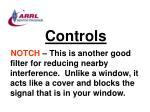 controls109