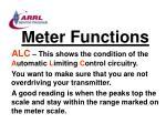 meter functions95