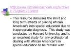 http www rethinkingschools org archive 173 ghet173 shtml