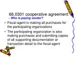 66 0301 cooperative agreement45