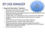 iep case manage r79