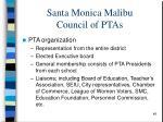 santa monica malibu council of ptas