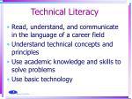 technical literacy1