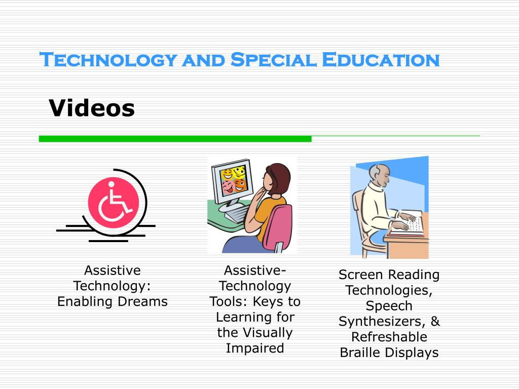 Technology and Special Education