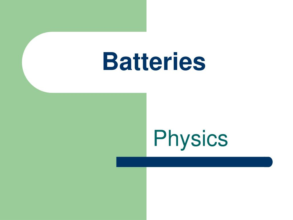 batteries l.