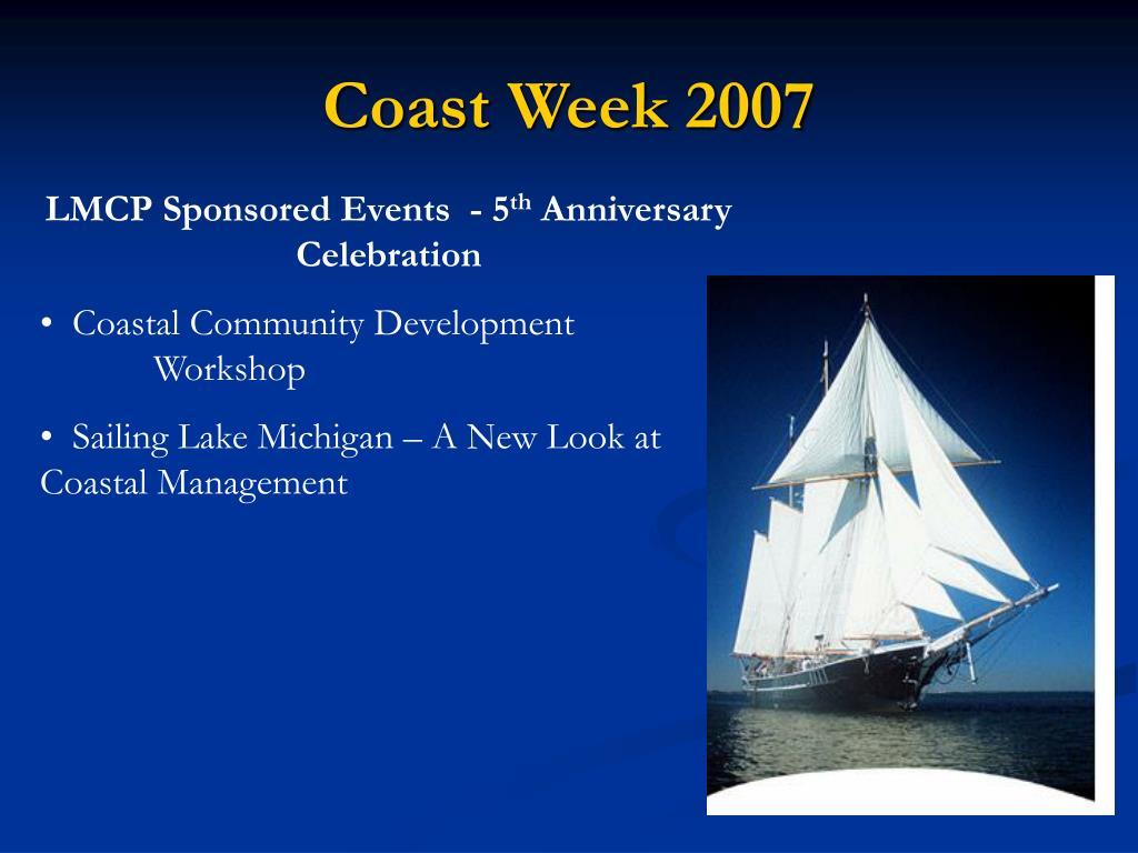 Coast Week 2007