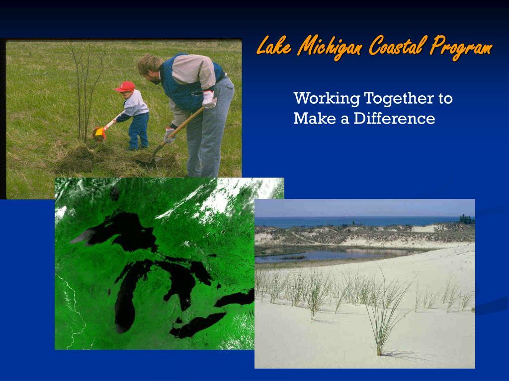 Lake Michigan Coastal Program