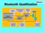 bluetooth qualification