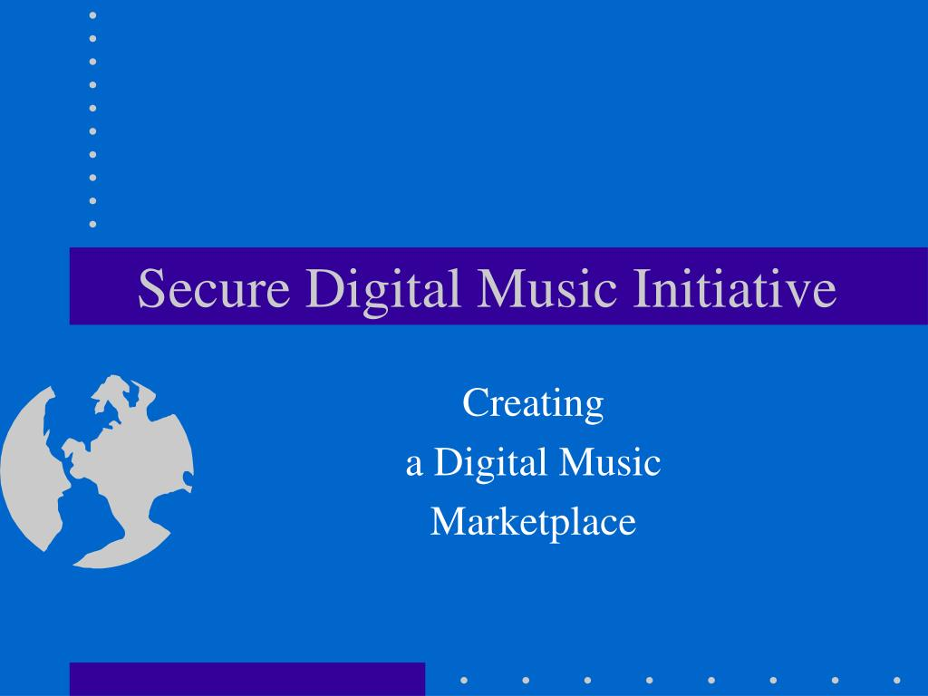 secure digital music initiative l.