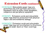 extension cords continued7